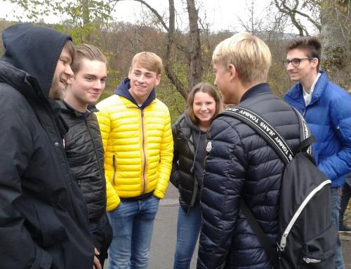 Lerngang zur Gedenkstätte Grafeneck