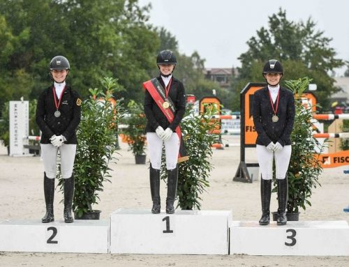 Platz 3 Württembergischen Meisterschaften